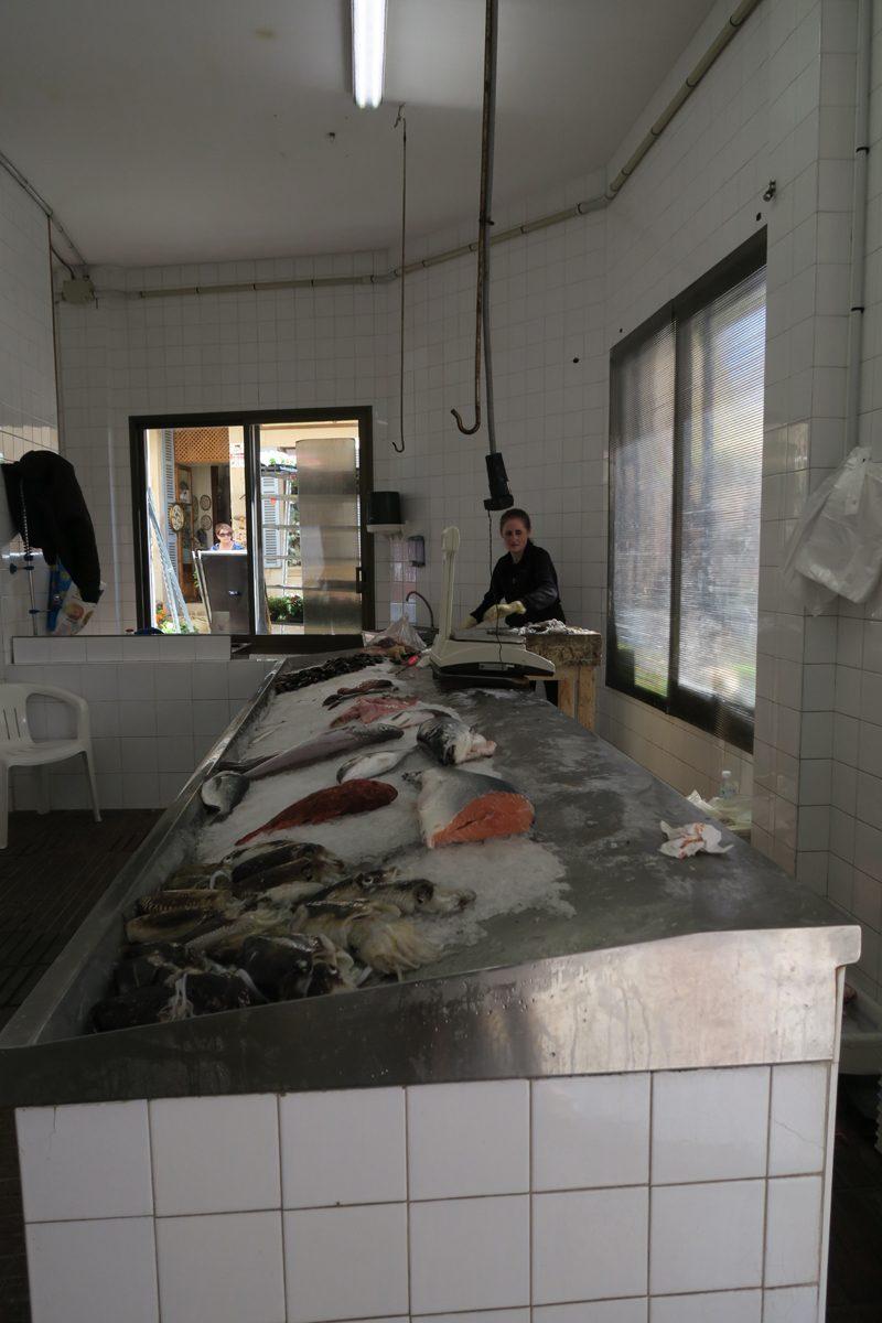Fischverarbeitung auf Mallorca