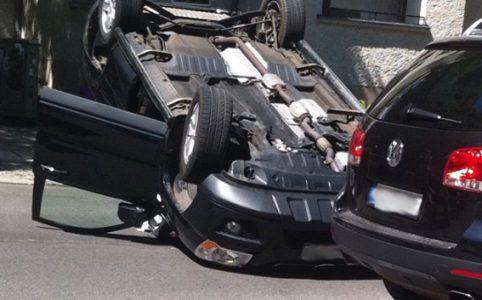 Symbolbild für einen Crash