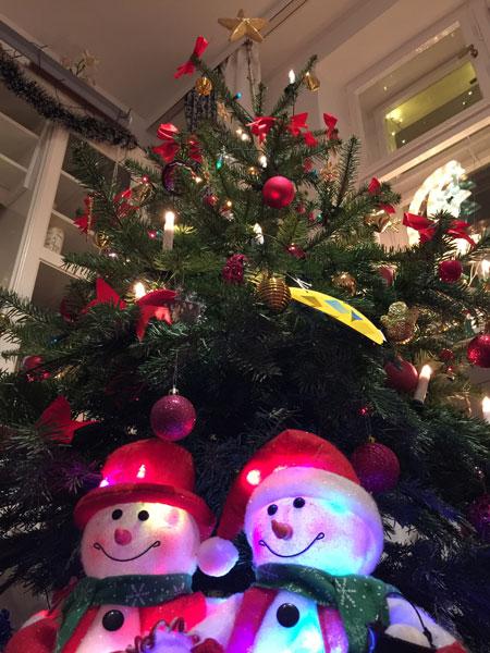 Frohe Wihnachten 2017 wünscht finanzielleFreiheit.eu