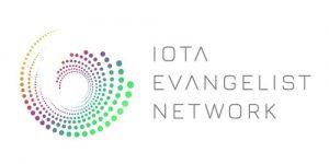 IOTA Evangelist Network Logo by: IEN.io
